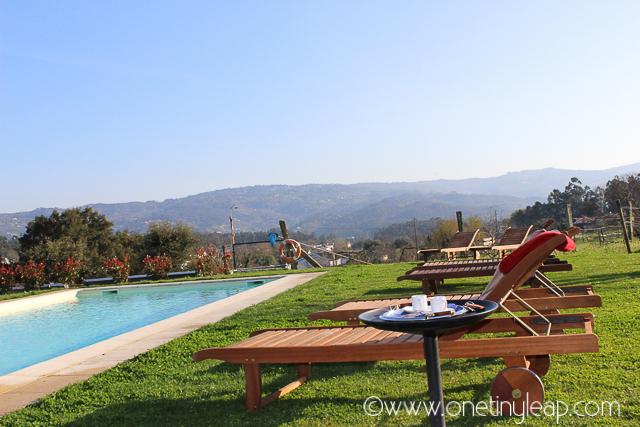 Quinta do Olival, Arcos de Valdevez via One Tiny Leap Blog