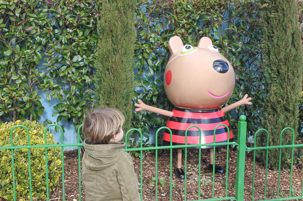 One Tiny Leap • Peppa Pig World