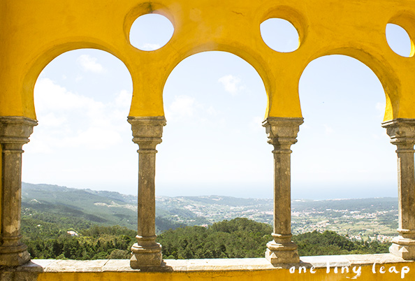One Tiny Leap Travel & Lifestyle Blog • Exploring Sintra