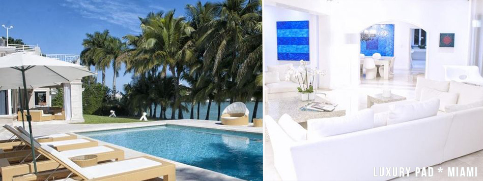 South Beach Luxury Villa Rental