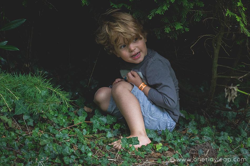 Living Arrows / Practicing Simplicity
