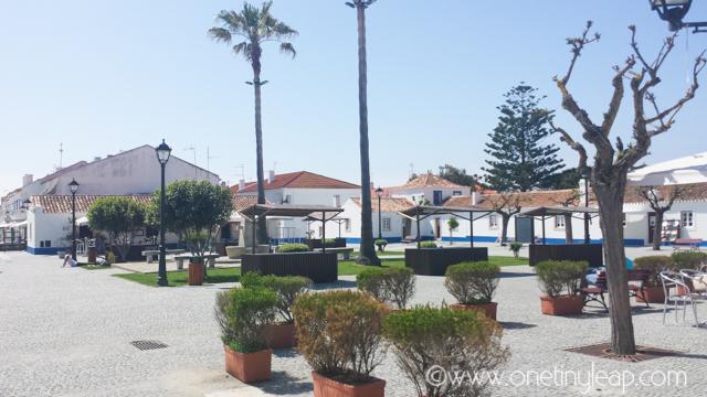 Porto Covo - One TIny Leap