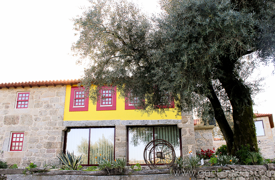 Quinta Olival Geres Portugal via @onetinyleap blog