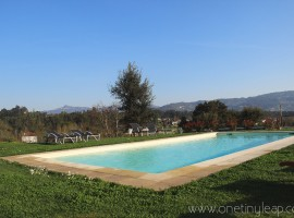Quinta Olival Geres Portugal via @onetinyleap blog