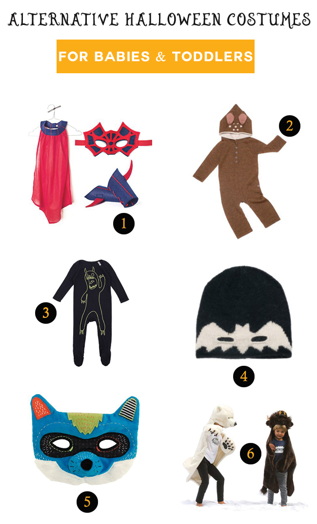 smallable halloween kids costumes via @onetinyleap