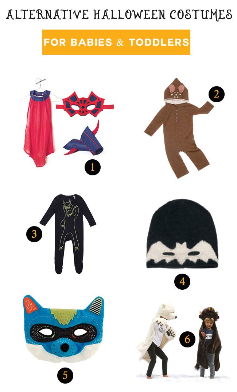 smallable halloween kids costumes via @onetinyleap