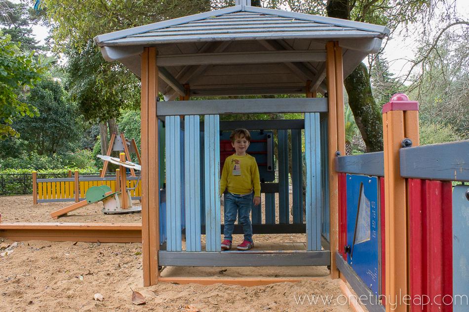 Marechal Carmona Park Cascais