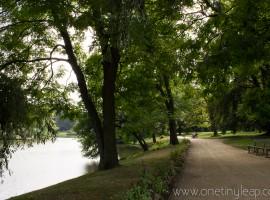 Warsaw Łazienki Park via @onetinyleap