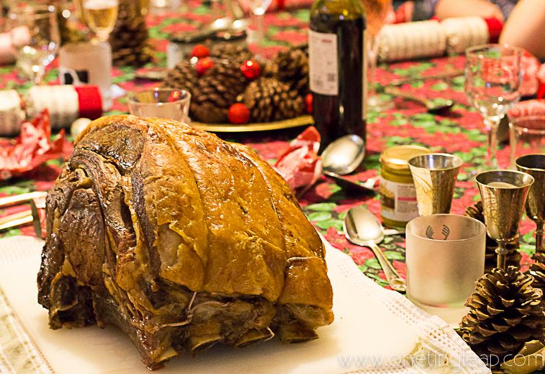 biggest roast beef joint via @onetinyleap