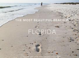 most beautiful beach florida via onetinyleap