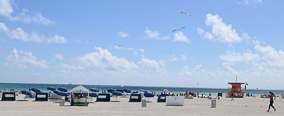 Miami Beach via One Tiny Leap