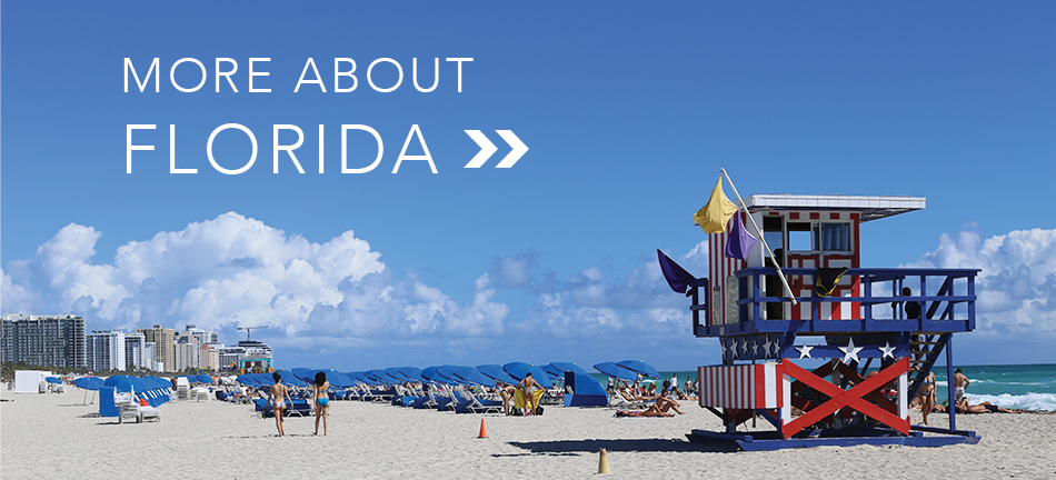 Florida with kids + one tiny leap