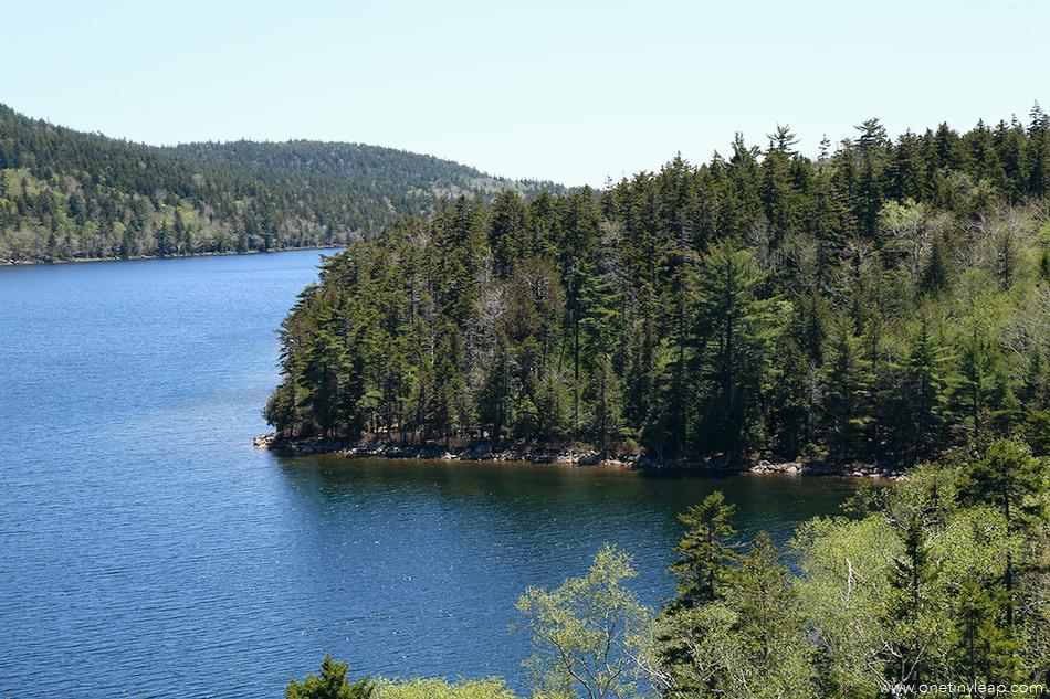 Biking Acadia National Park via @onetinyleap