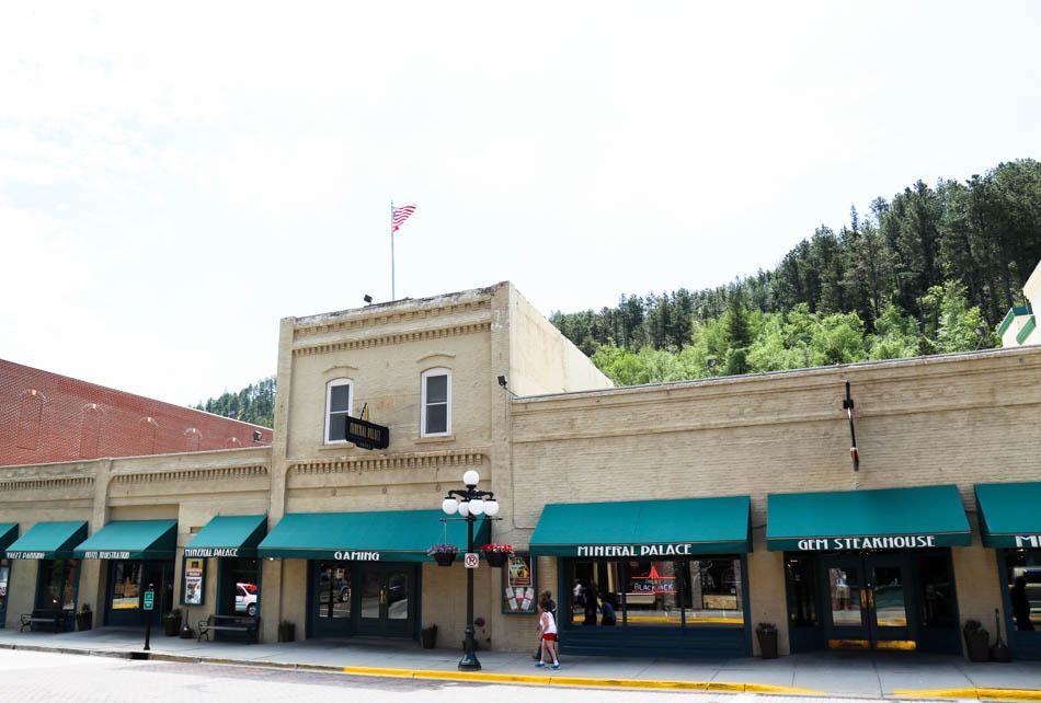 Deadwood South Dakota
