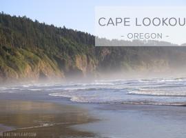 Cape Lookout Oregon Roadtrip