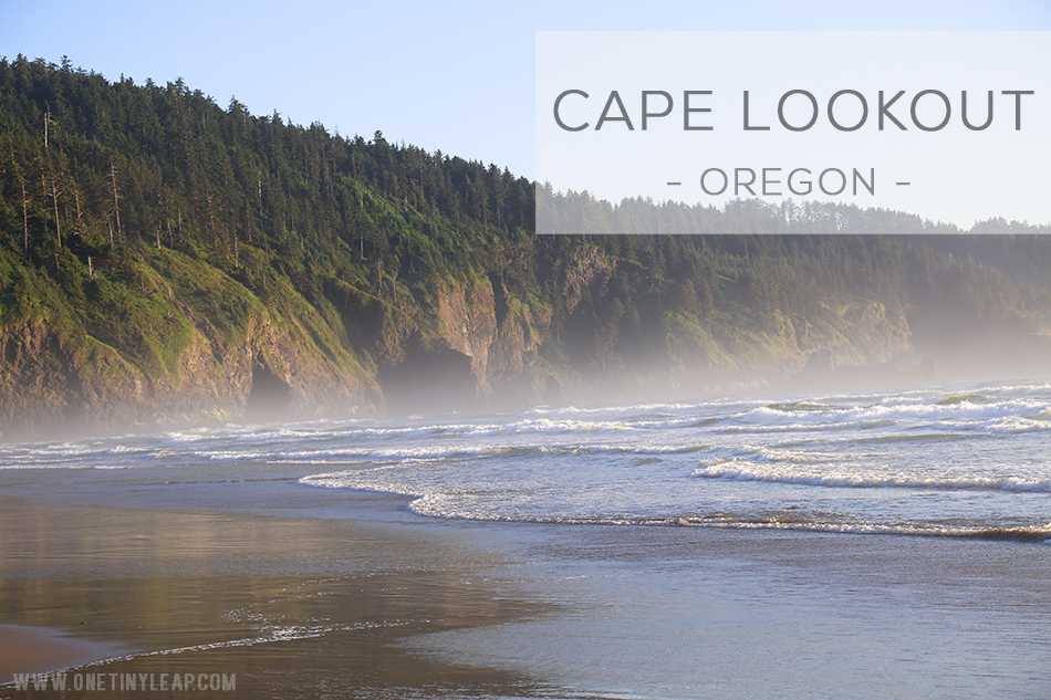Cape Lookout Oregon Roadtrip