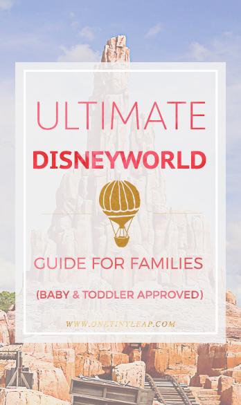 Disneyworld family trip tips