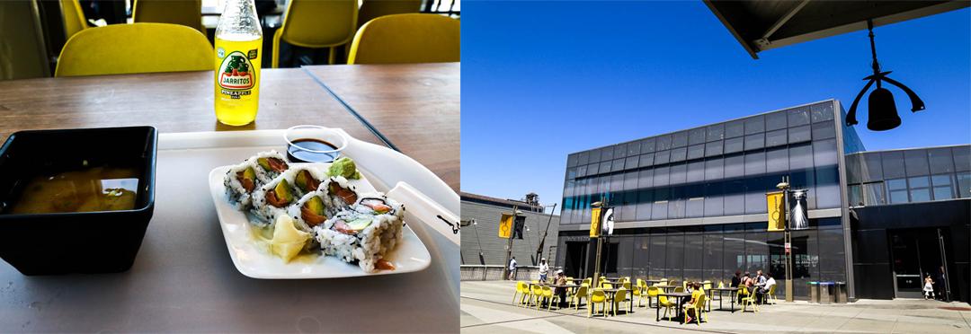 exploratorium san francisco restaurant