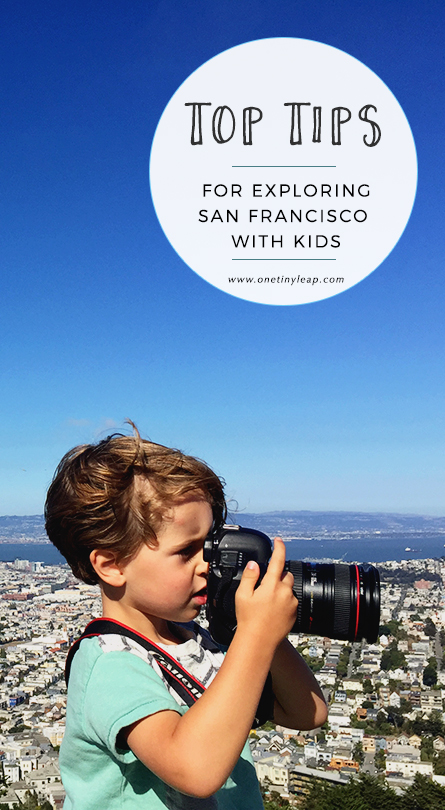 San Francisco Family Friendly Pin