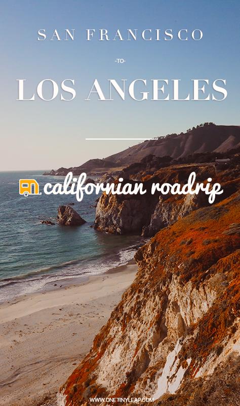 Best Californian Roadtrip